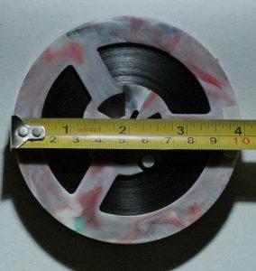 10 см - 6 мин