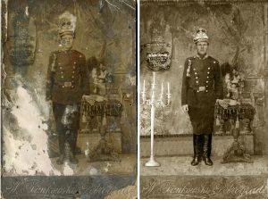 ретушь, реставрация фотографий
